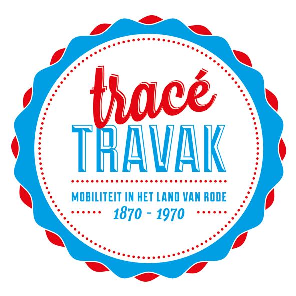 logo tracé TRAVAK © Erfgoedcel Viersprong