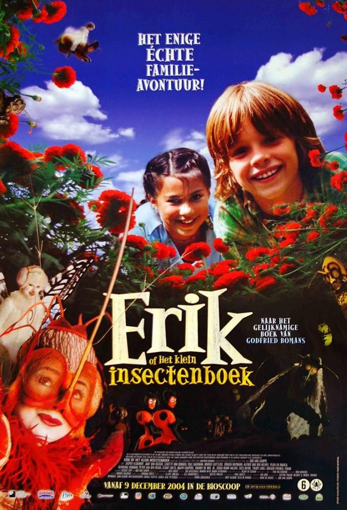 """""""Erik of het klein insektenboek"""", een Nederlandse familiefilm uit 20040"""