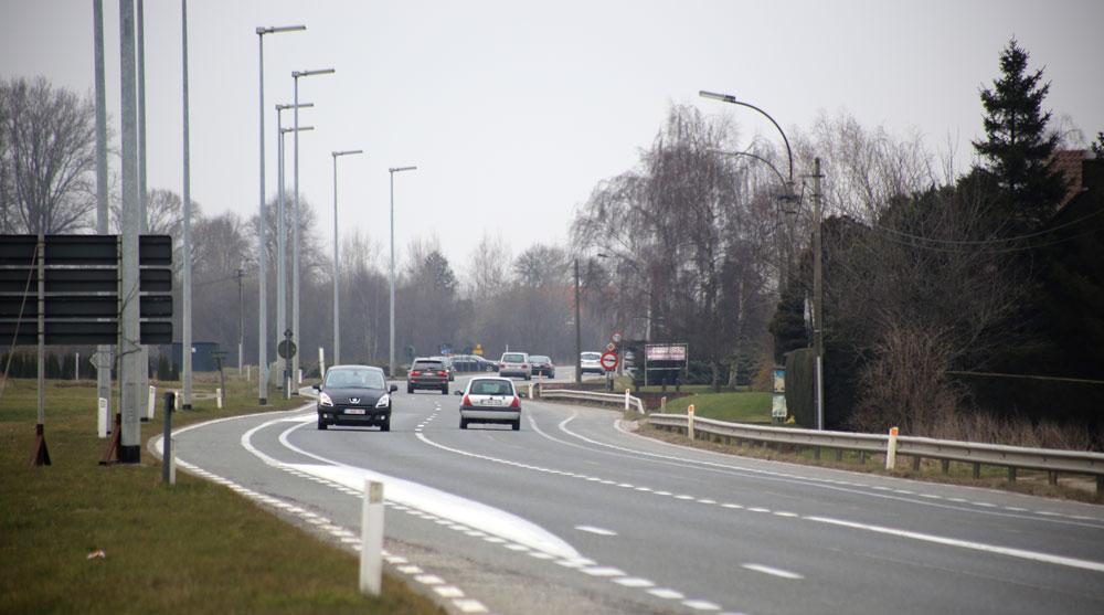 de N42 - bron van verkeersproblemen in Oosterzele