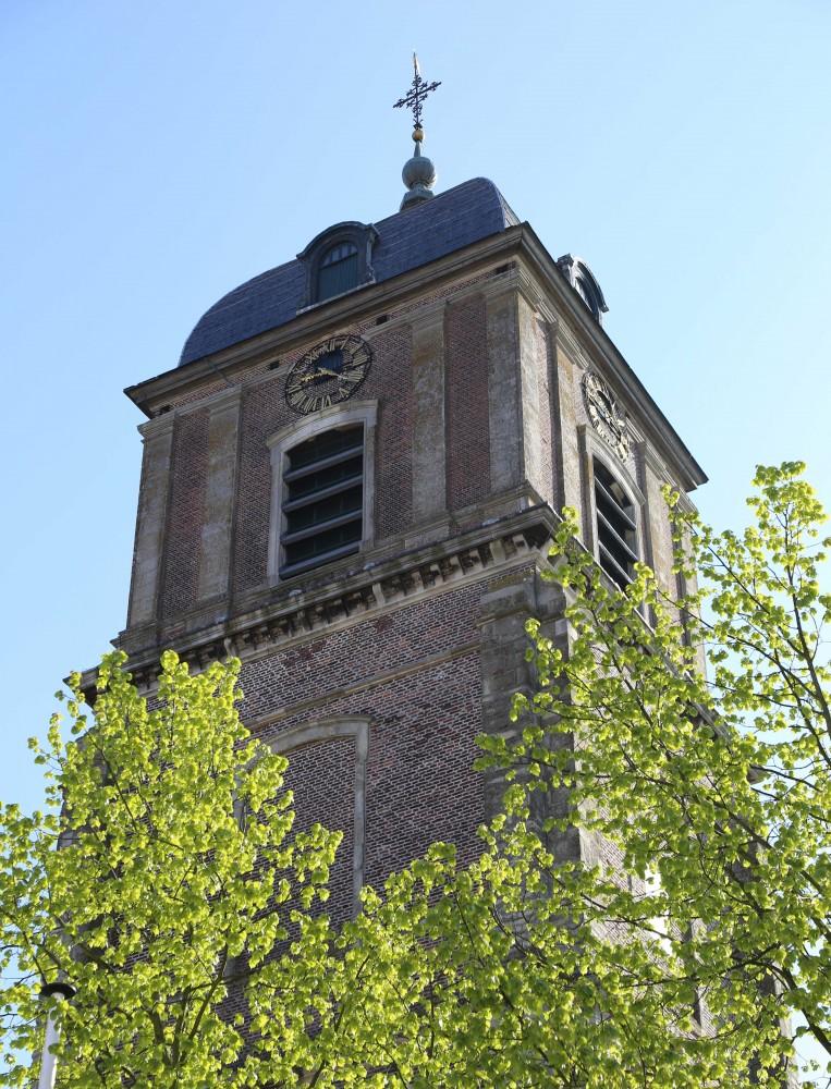 de Sint-Annakerk in Bottelare: ingezegend in 1663, exact 350 jaar geleden