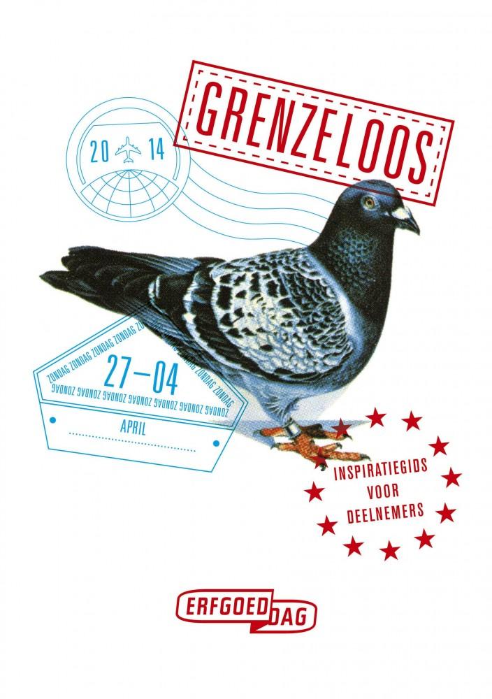 Grenzeloos - het concept van de erfgoeddag op 27 april 2014