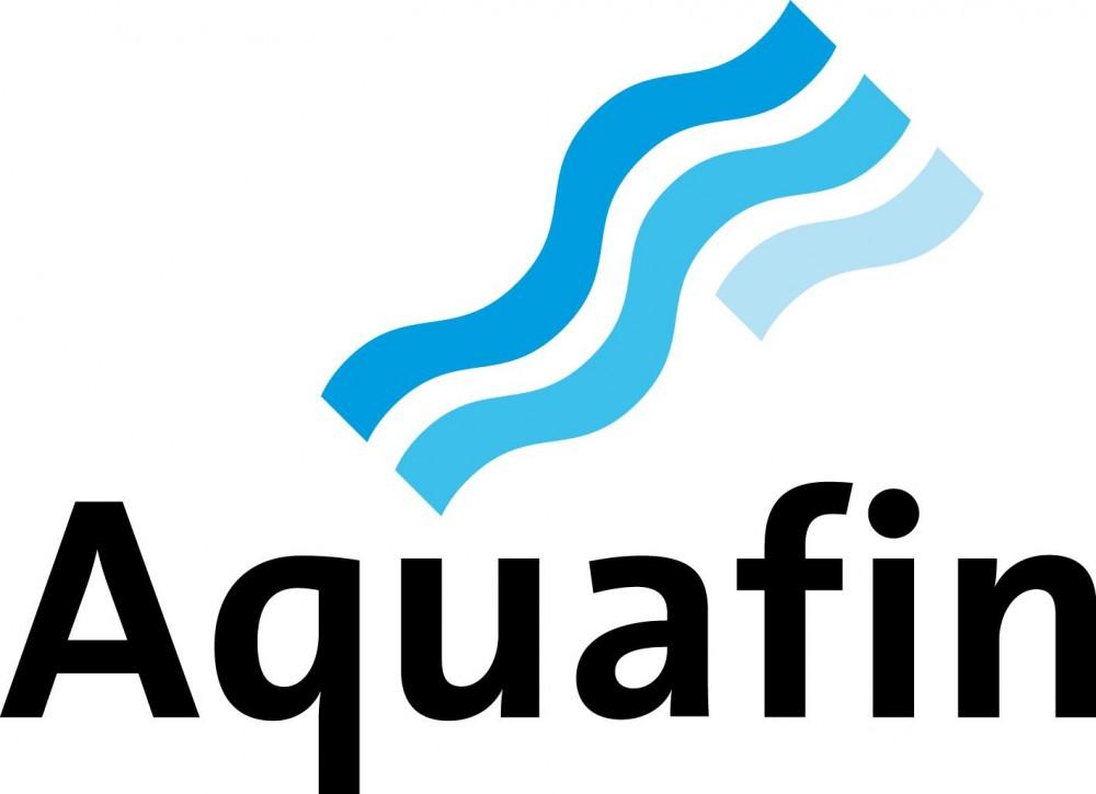 Aquafin is in 1990 opgericht door het Vlaamse Gewest om de rioolwaterzuiveringsinfrastructuur in Vlaanderen verder uit te bouwen, te exploiteren en te financieren