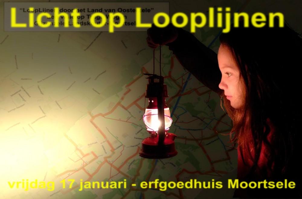 de werkgroep Trage Wegen werpt op 17 januari haar licht op de looplijnen die het voorstelt