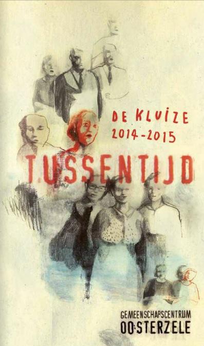 """""""Tussentijd"""", het programma van GC De Kluize voor het seizoen 2014-2015"""