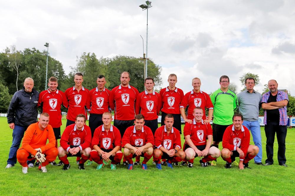 SK Landskouter bij de seizoensstart 2014-2015