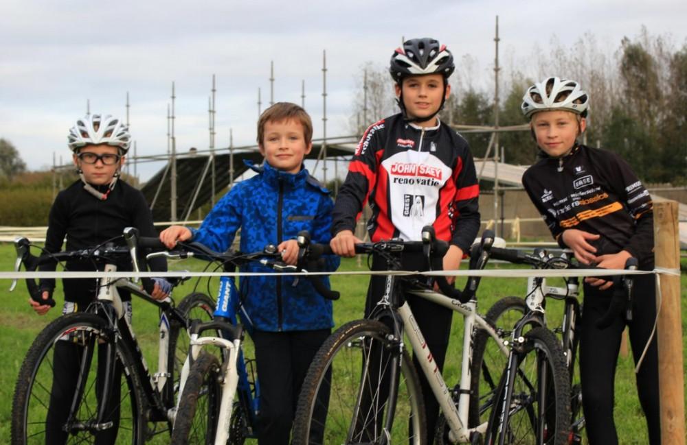 Bij de jeugdreeksen zullen ook renners uit Landskouter meedingen naar de nationale titel