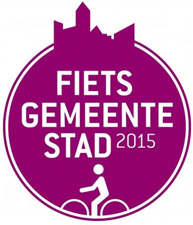 De fietsgemeente, een titel uitgereikt door het VSV (Vlaamse Stichting Verkeerskunde)