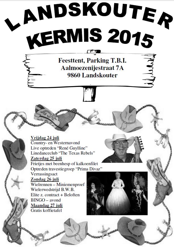 Landskouter Kermis anno 2015