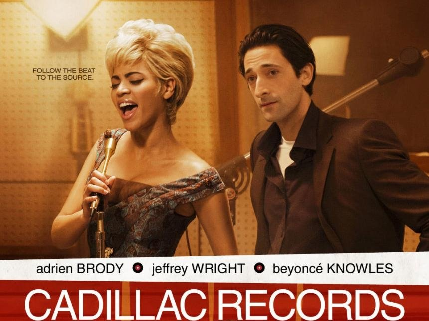 de film Cadillac Records op 15/8 in Oosterzele