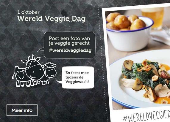 Wereld Vegetarisme Dag in Oosterzele