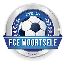 logo van FCE Moortsele