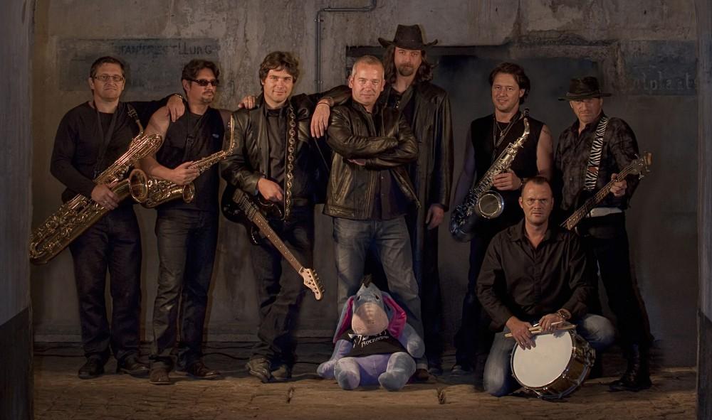Rockband X Zent is samen met DJ Sven Ornelis de hoofdact op het Zomerfeest van Landskouter dit jaar