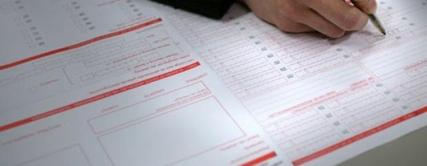 Zitdag voor het invullen van de belastingsaangifte