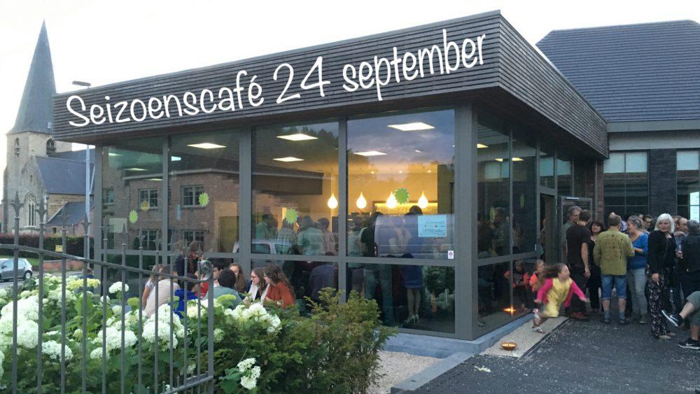 De herfst-editie van het Seizoenscafé gaat door op zaterdagavond 24 september in het IJzeren Hekken