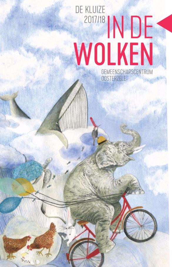 """Nieuw theaterseizoen 2017-2018 """"In De Wolken"""""""